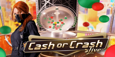 ninja kasiino cash or crash