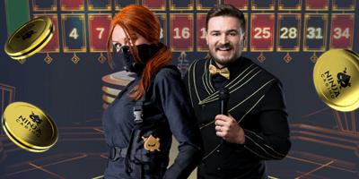 ninja kasiino rulett auhind