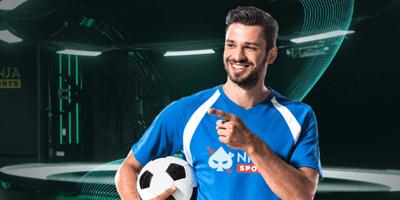 ninja sports football league cashback