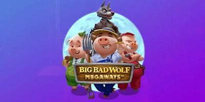 supercasino big bad wolves megaways