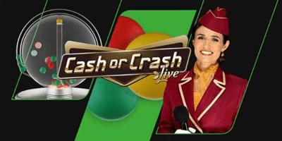 unibet kasiino cash or crash