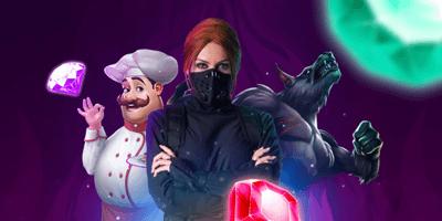 ninja kasiino megaways turniir
