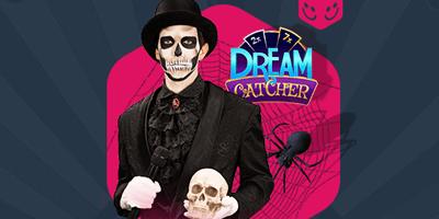 nutz kasiino halloween dream catcher