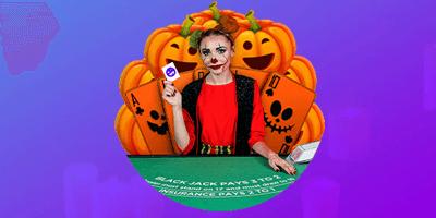 supercasino halloween blackjack hunt