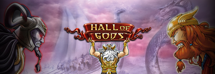 hall of gods slot netent