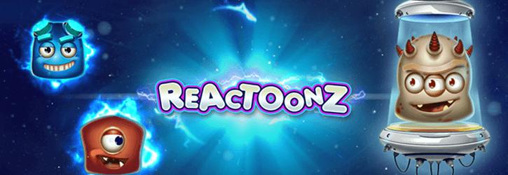 reactoonz slot playngo