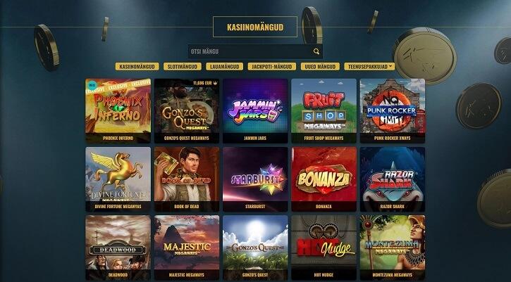 noaccountbet игры казино